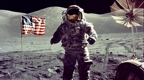 Warum Trumps Pläne einer Mondlandung scheitern könnten