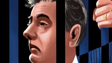 """""""Warum ich? Warum muss Trump nicht ins Gefängnis?"""" Michael Cohen's letzte Tage in Freiheit"""