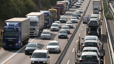 Wahnsinn Lkw - wie der globale Schwerverkehr uns alle kaputt macht