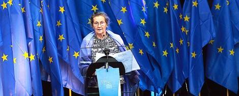 Frauen und die EU-Institutionen