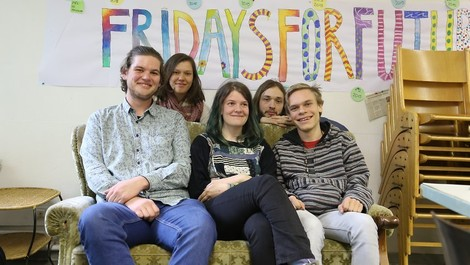 Weil Fridays for Future eben doch nicht nur stumpfes Schulschwänzen ist