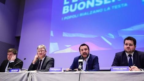 Nicht der Strache-Skandal wird Europas Rechte bremsen