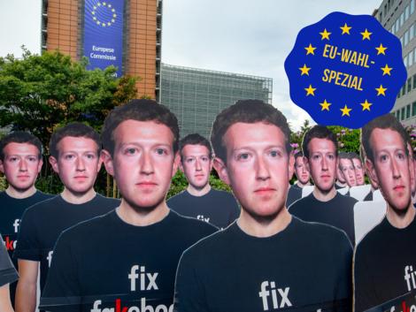 Sollte die EU Google, Facebook und Co. stärker Grenzen aufzeigen?