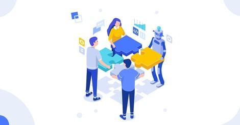 Chatbots im Kundendienst: Zusammenarbeit zwischen Mensch und Maschine oder Arbeitsplatzverlust?