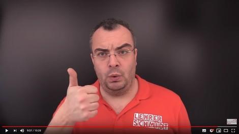 Wie Youtube einen Mathelehrer besser macht