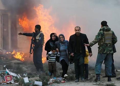 Zusammengefasst: Afghanistan – Das gefährlichste Land der Welt