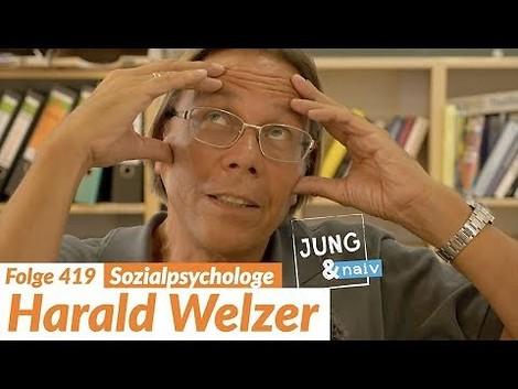 Harald Welzer über die Folgen des Klimawandels als systemisches Unknown Unknown
