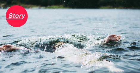 Sommer, Sonne, Badesee – dabei bitte nicht ertrinken