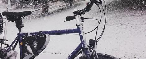"""36 Kilometer Pendeln: """"Meine Regel ist: Ich fahre immer mit dem Rad. Ohne Ausnahme."""""""