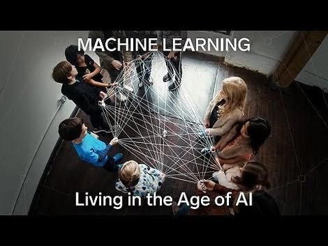 Machine Learning: Leben im Zeitalter der künstlichen Intelligenz