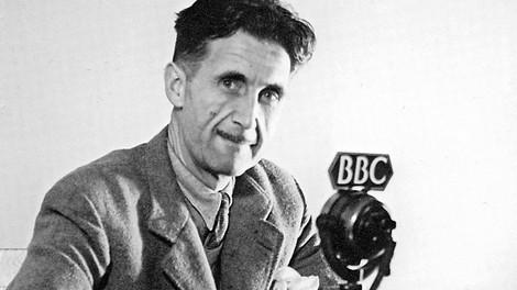 """Gestern & Heute: 70 Jahre """"1984"""" – Orwell schrieb nicht """"nur"""" zum Überwachungsstaat"""