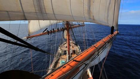 Klar zur Wende - Rückenwind für Frachtsegler