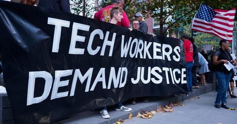 Entdecken die Tech-Arbeiter_innen ihr Klassenbewusstsein?