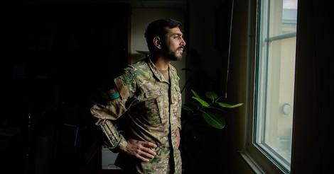 Afghanistans Militärchefs der nächsten Generation