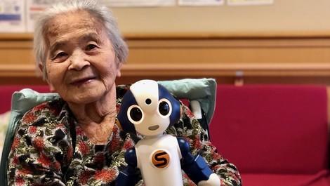 Die japanische Roboterrevolution: Eine Mixed-Media-Reportage über Maschinen im Alltag