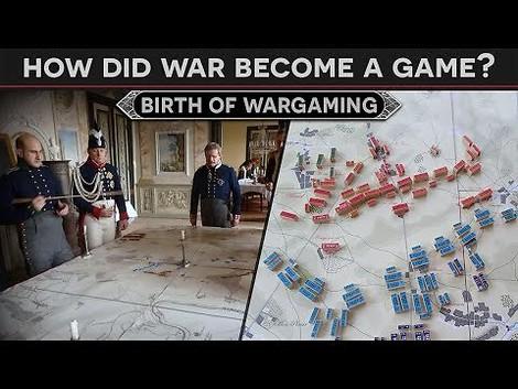 """Wargames: Vom preußischen """"Kriegsspiel"""" zu Warhammer & Co."""