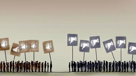 Podcast: Digitalisierte Gesellschaft – wie affektgetrieben ist das Netz?
