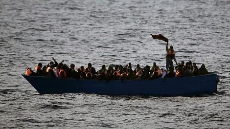 """Die """"Koalition der Willigen"""" will Europa gegen Bootsflüchtlinge abschotten"""