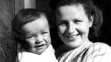 """Mutter-Liebe, bist du das? C. Bernd Suchers Buch """"Mamsi und ich"""""""