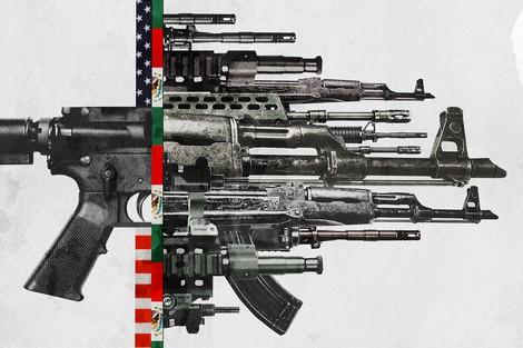 Knarren für Mexiko — die Waffenschmuggler aus Texas und ein perfekter Teufelskreis