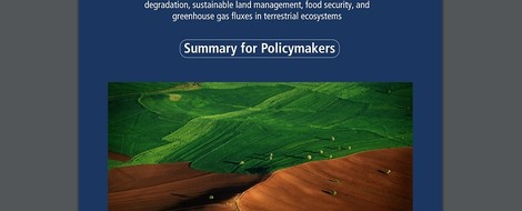 Zum IPCC-Bericht über Klimawandel und Landverwendung