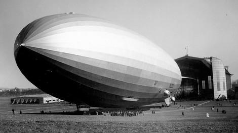 Die Alternative zum Flugzeug: Mit dem Zeppelin über den Atlantik