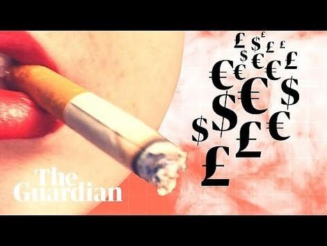 Rauchen ist nicht mehr cool, aber warum sind die Gewinne der Zigarettenindustrie nicht eingebrochen?
