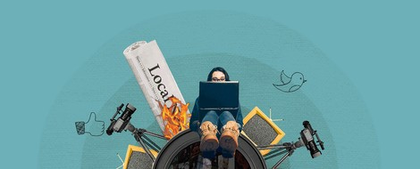 Reuters-Institute-Studie: Der Rückzug der Öffentlich-Rechtlichen