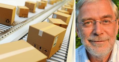 Gerald Hüther: Wer glücklich ist, der kauft nicht.