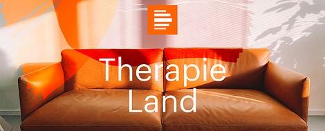 """Neuer Podcast """"Therapieland"""": Hinter den Kulissen der Psychotherapie"""