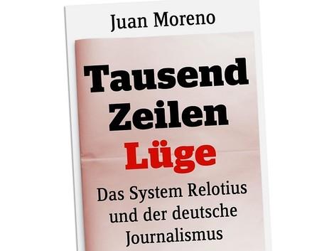 Warum sich Juan Moreno mit seinem Relotius-Buch angreifbar macht