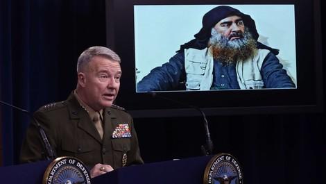 Wer gewährte Abu Bakr al-Baghdadi Unterschlupf?