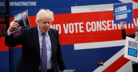 """""""Ich wähle Boris Johnson, weil er lügt!"""""""