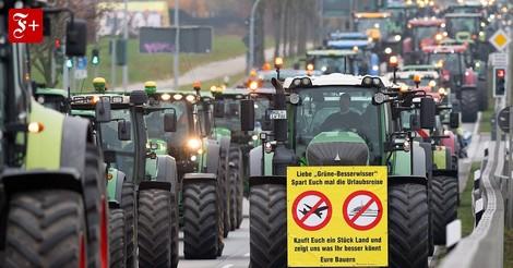 Eselsohr zu den Protesten: Bauern und Konsumenten müssen sich ändern, beide Seiten ...