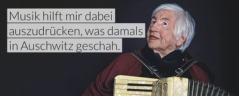 Den Holocaust dank der Musik überlebt: Esther Bejarano