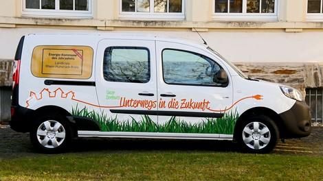 Kostenlos Elektro-Autos im Dorf leihen