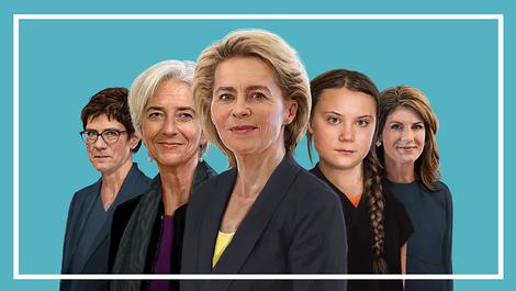 Zeitenwende: 2019 war laut Handelsblatt das Jahr der Frauen