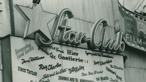 """""""Die Beatles waren laut und lustig"""" –der Fotograf des Star Clubs berichtet über acht wilde Jahre"""