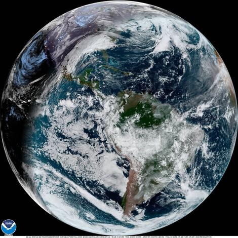 Der Klimawandel ist inzwischen in den Wetterverläufen abzulesen