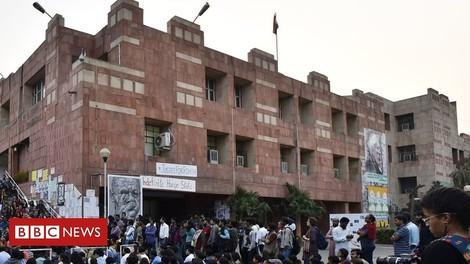 Studentenproteste in Indien - Was die Reaktion der Regierung über die politische Lage aussagt