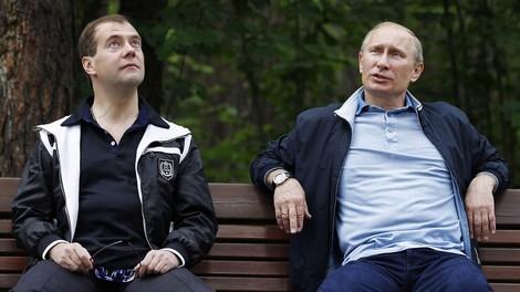 Machttransit in Russland: Was will Putin?