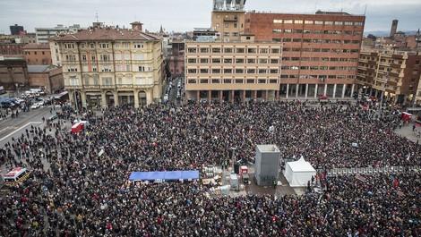 Die 'Sardinen' und Matteo Salvinis Niederlage in Italien