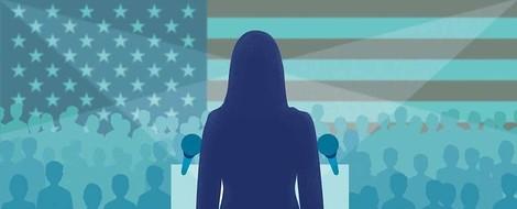 Wie witzig darf eine Frau sein, die Macht will? – Washington Post über politische Doppelstandards