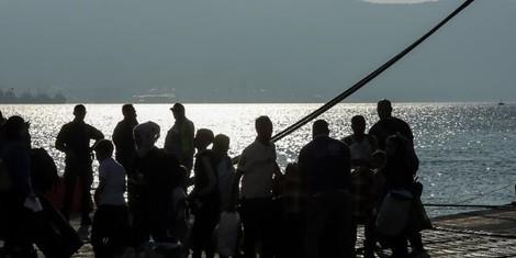 """75 Prozent der """"Migranten"""" auf den griechischen Inseln sind Afghanen"""