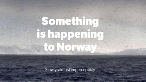 Klimakrise in Norwegen