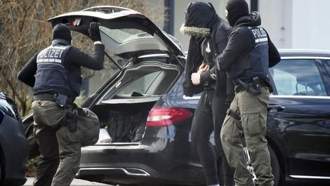 Rechtes Terrornetzwerk ausgehoben, das bundesweite Massaker plante