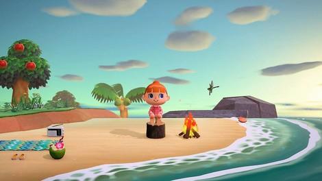 Animal Crossing: New Horizons – Quarantäne auf der Insel