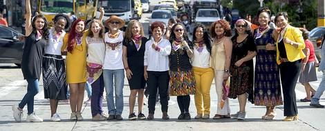 Frauenbewegung in Medellín