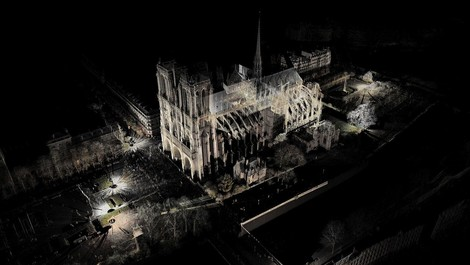 Wie die Architektur, Akustik und Erinnerungen von Notre-Dame rekonstruiert werden