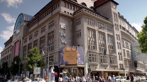 Die großen Traumkaufhäuser - KaDeWe, Berlin